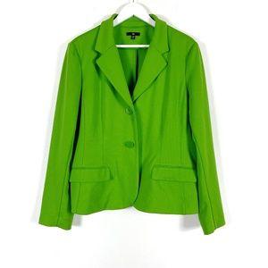 Gap Green Fitted Blazer XL